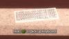 Improvised Weapon - keyboard - Culex Stadium