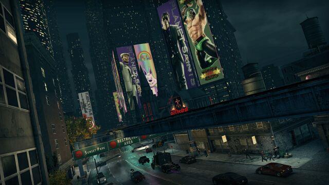File:Downtown at night - Saints Row The Third promo.jpg