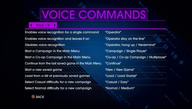 File:Voice Commands Page 1 - Saints Row IV Re-Elected.jpg