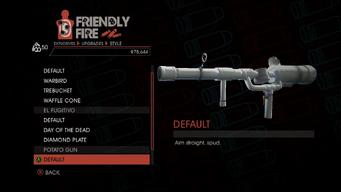 Weapon - Explosives - RPG - Potato Gun - Default