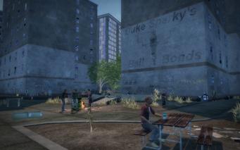 Sunnyvale Gardens - Duke Sparky's Bail Bonds