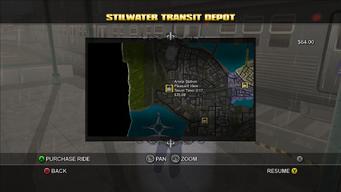 Stilwater Transit - Arena Station