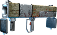 SRIV Explosives - RPG - J7 Rocket Launcher - Trebuchet