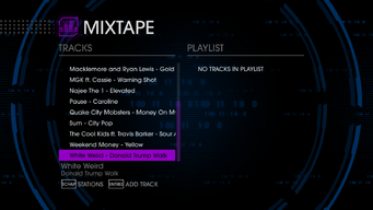 KRhyme 95.4 - Saints Row IV tracklist - bottom