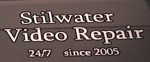 Stilwater Video Repair NRG V8 decal