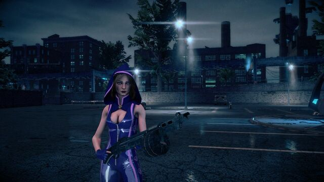 File:Kinzie in Super Powered outfit with a TAK-10 Streetsweeper.jpg