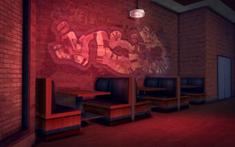 On Track in Saints Row 2 - booths