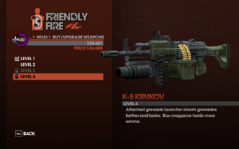 K-8 Krukov level 4 description
