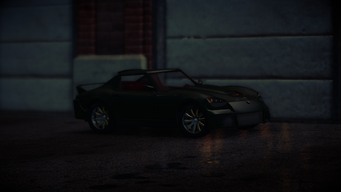 Rattler - Ultimate variant - front right in Saints Row IV