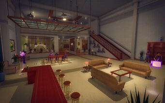 Downtown Loft - Classy - downstairs