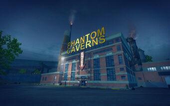 Phantom Caverns exterior