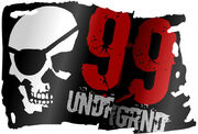 99.0 The Underground logo