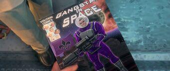Gangstas in Space comic