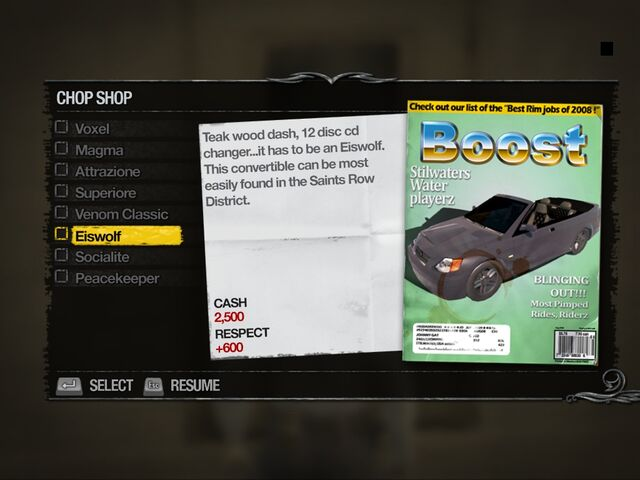 File:Eiswolf - Truckyard Chop Shop list in Saints Row 2.jpg