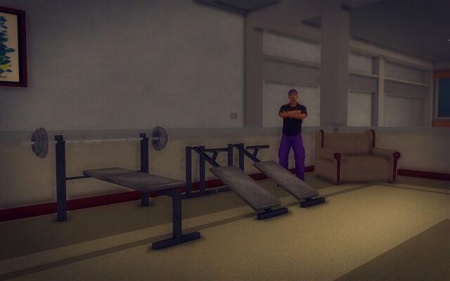 File:Downtown Loft - Modern - gym.jpg