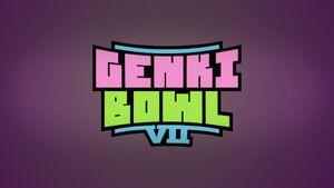 Genkibowl VII medium promo wallpaper
