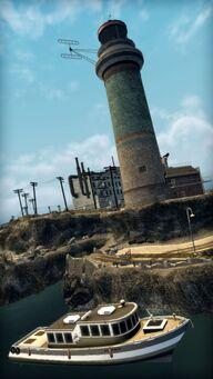 Prison Island - Prison Lighthouse promo