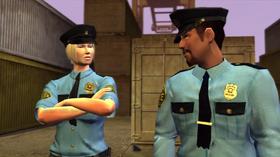 McManus Says Hello Stilwater police department