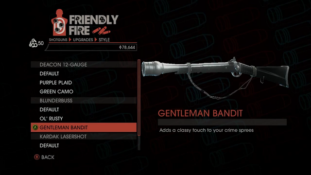 File:Weapon - Shotguns - Pump-Action Shotgun - Blunderbuss - Gentleman Bandit.png