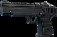 SRIV Pistols - Heavy Pistol - .45 Fletcher - Onyx Black