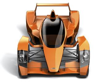 Elite - Caparo T1 in real life