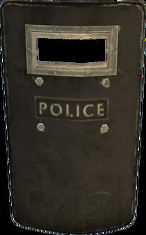 Temp riotshield