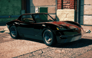 Rattler - front right in Saints Row IV