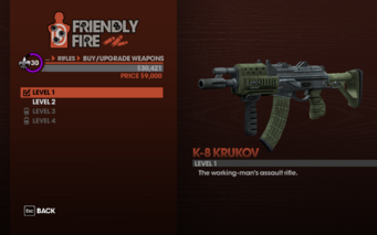 K-8 Krukov level 1 description