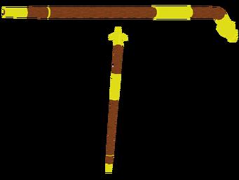 Pimp Cane - Saints Row 2 model