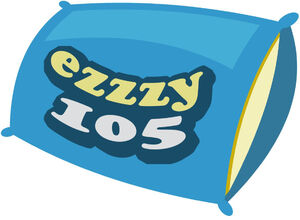 105.0 Ezzzy FM logo