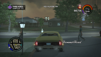 Hammerhead - rear in Saints Row 2