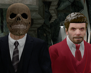 Mr Sinister and Jack in Gmod
