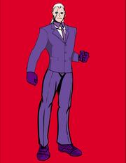 Cain Masasaki business