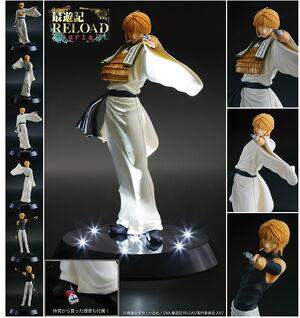 Genjo Sanzohoshi lighting figure