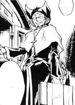 Bishop Filbert Grouse Reload Manga 01