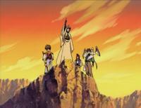 Gensoumaden Saiyuki Episode 000 001