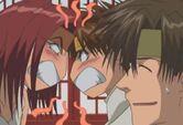 Gojyo and Goku