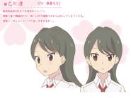 Sumi Character Art Design