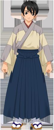 Shinjiro Kimono