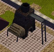 Ore smelter