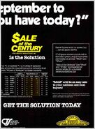 $ale of the Century ad 2