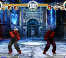 King of Fighters XI Lifebars