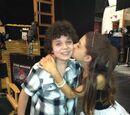 Ariana and Cameron