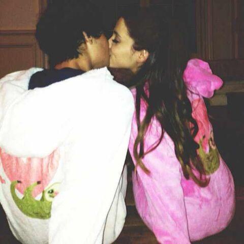 File:Ariana and Jai Brooks back as a couple and kissing.jpg