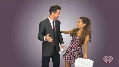 Ariana Grande Sings 'Yours Truly' Fan Tweets!