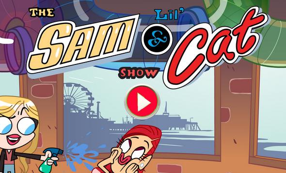 File:Lil' Sam & Cat Show title card.png