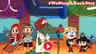 135 Video OverlayWeStealARockStar