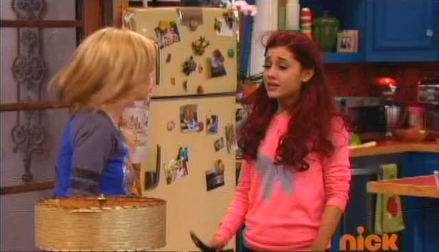 File:Sam and Cat in the kitchen.jpg
