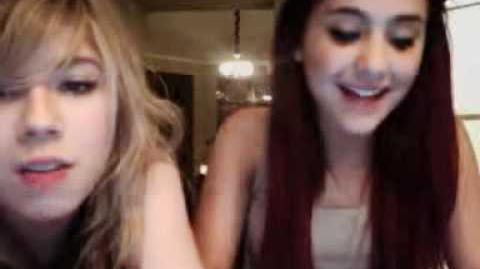 Jennette McCurdy uStream Part 3 of 3
