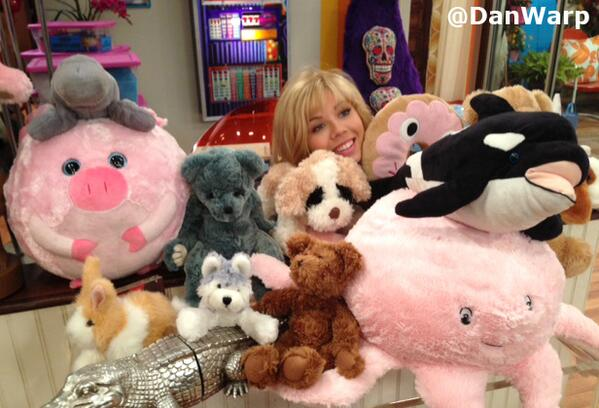 File:Jennette with a bunch of stuffed animals May 10, 2013.jpg